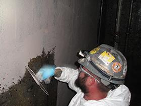 surface preparation